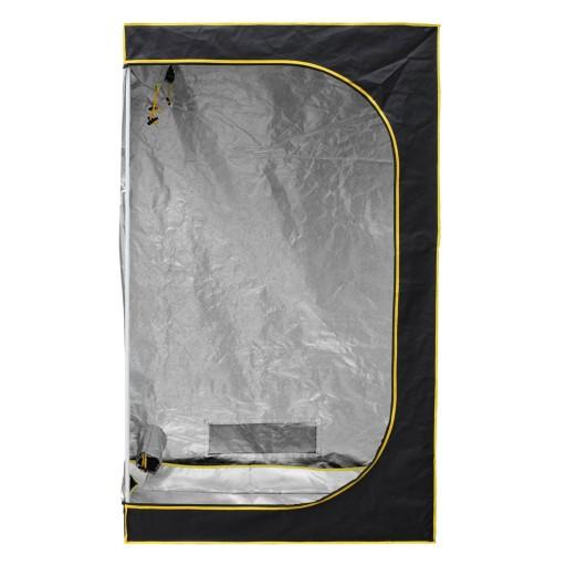 1.2 x 1.2 x 2m Hydroponics Grow Room Tent Plant Shelves Oxford Cloth Greenhouse