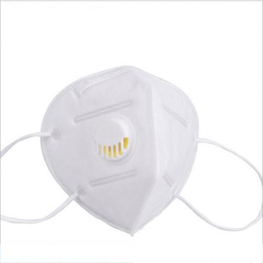 20pcs/set KN95 Reusable Anti Air Pollution Face Mask With Respirator & Filters