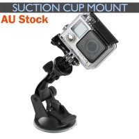 Voilamart Car Suction Cup Mount Windshield Window Vacuum Holder Stand GoPro 3+ 4 5 Go Pro
