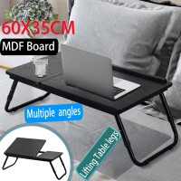 Laptop Stand Desk Lap Bed Table Tray Sofa Computer Portable Foldable Adjustable