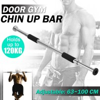 Voilamart Gym Chin Up Portable Bar Home Door Pull Up Doorway Exercise Workout Fitness