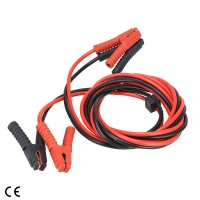 Voilamart 3000AMP Jumper Leads 6M Long Surge Protected Jump Car Booster Cables Heavy Duty
